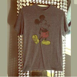 Disney MICKEY MOUSE • MEDIUM • Distressed Tee